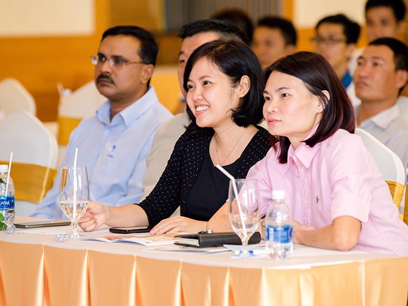Đại diện nhà máy Robin Group - Malaysia