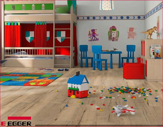 Bảo về và tối ưu cho sàn gỗ Egger Comfort