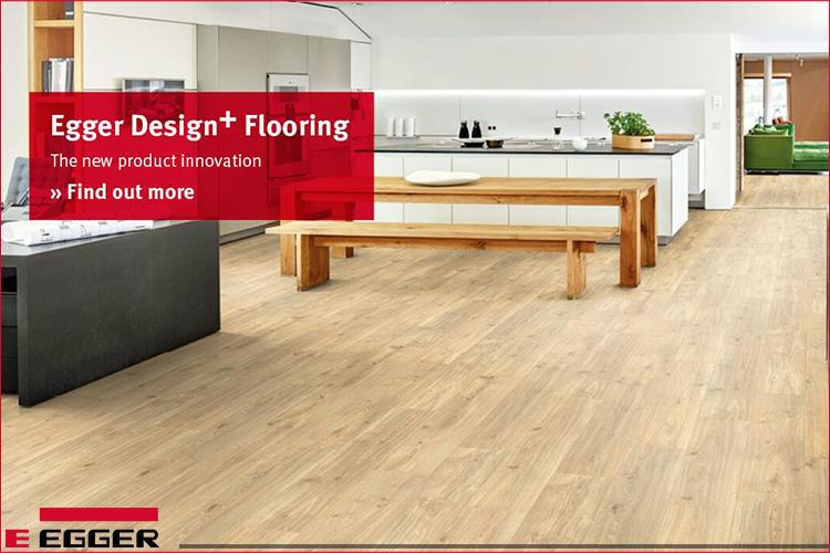 Sàn gỗ Egger Design+ Flooring