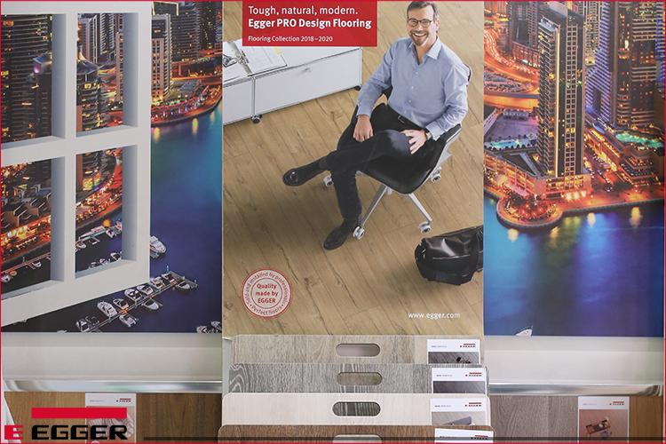 Sàn gỗ công nghiệp Egger Design+