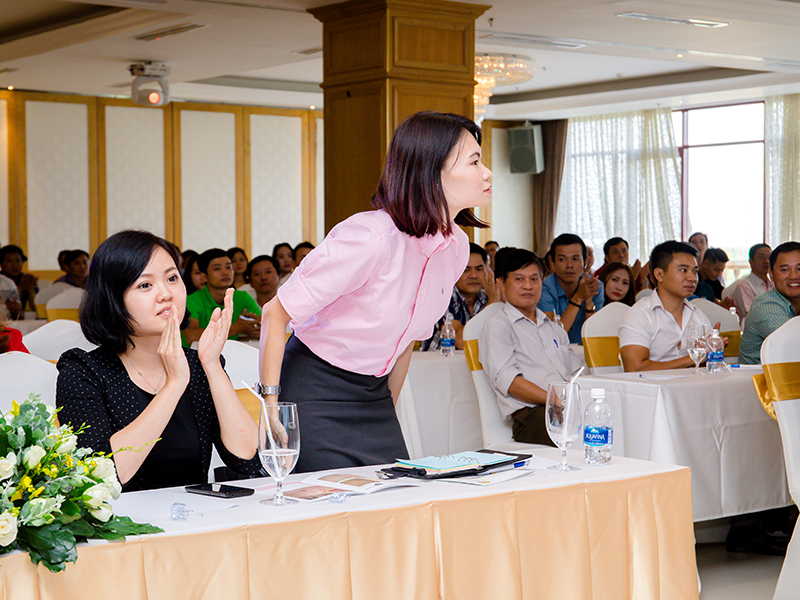 Hội nghị ra mắt sàn gỗ Vario Malaysia