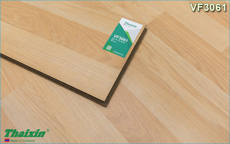 Sàn gỗ Thaixin cốt xanh siêu chịu nước