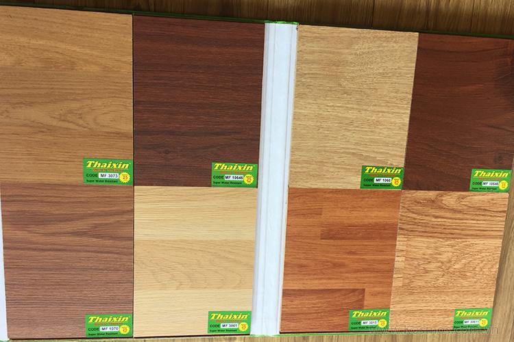 Sàn gỗ Thaixin - Made in ThaiLand