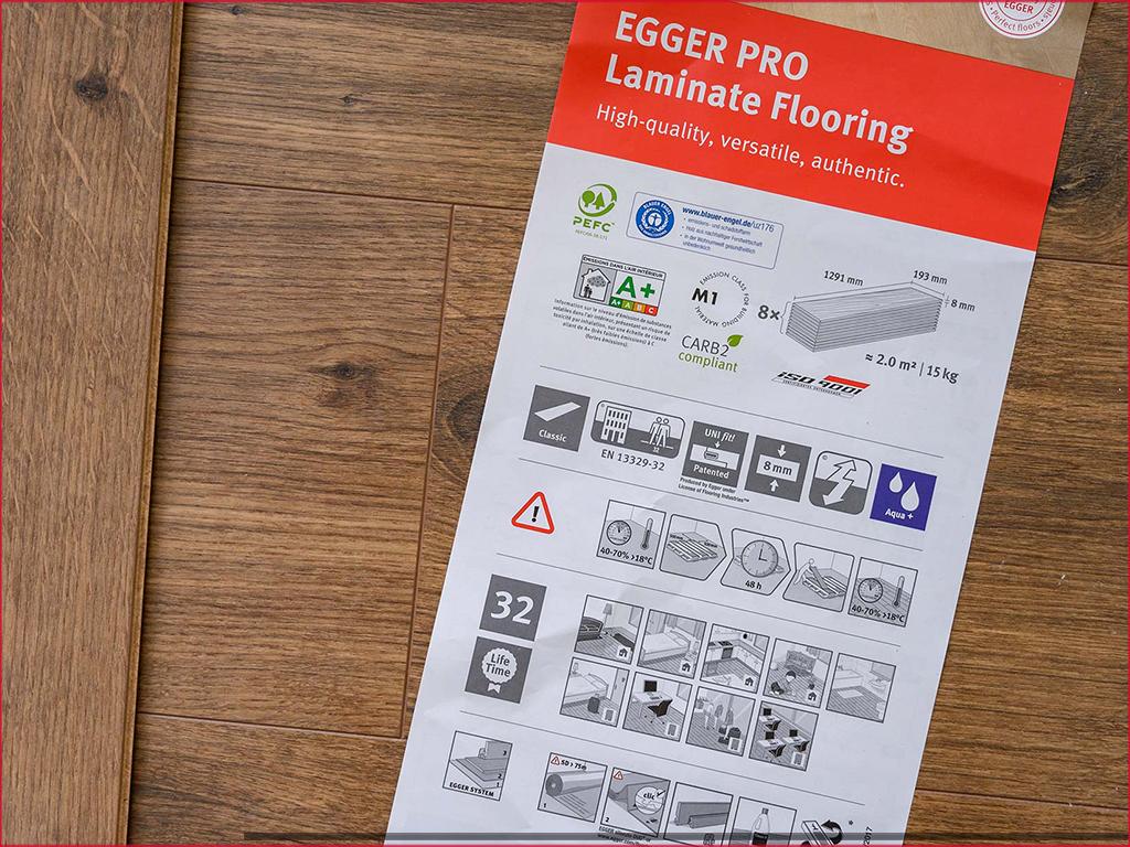 Tiêu chuẩn EU đảm bảo chất lượng và độ an toàn của Egger